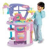 Talking Barbie Kitchen