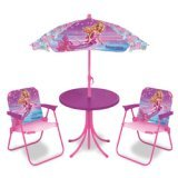 Barbie Patio Set
