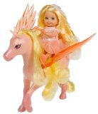 Barbie and the Magic of Pegasus: Cloud Princess Kelly & Pony - Peach