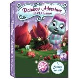 Barbie Fairytopia Magic of the Rainbow: Rainbow Adventure - Elina & DVD Game