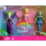 Barbie Fairytopia Magic of the Rainbow Mini Dolls Gift Pack: Glee, Enchantress, and Sunburst