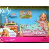 Barbie Kelly Love 'N Care - Make Her Chickenpox Disappear (2000)