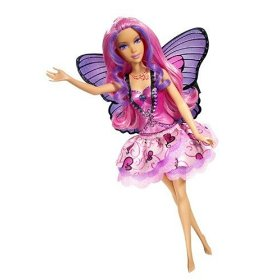 Barbie Mariposa Rayna Doll