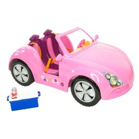 Barbie Surf's-Up Cruiser