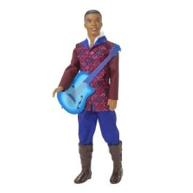 Barbie & The Diamond Castle Prince Jeremy Ken Doll (AA)