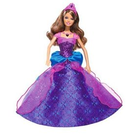 Barbie the Diamond Castle Princess Alexa Doll