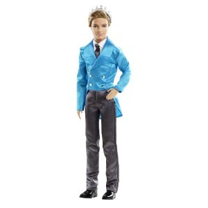 Barbie The Princess and The Popstar Liam Doll