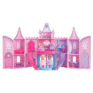 Barbie The Princess and The Popstar Princess Playset